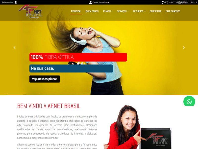 AF Net Brasil Telecom
