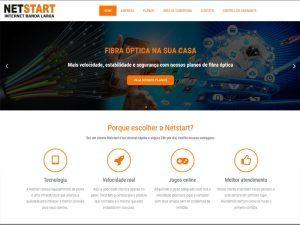 Site Netstart Telecom