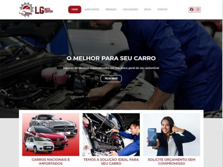 LG Autocenter Oficina Automotiva
