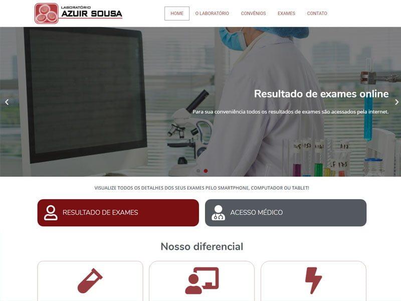 Laboratório Azuir Sousa