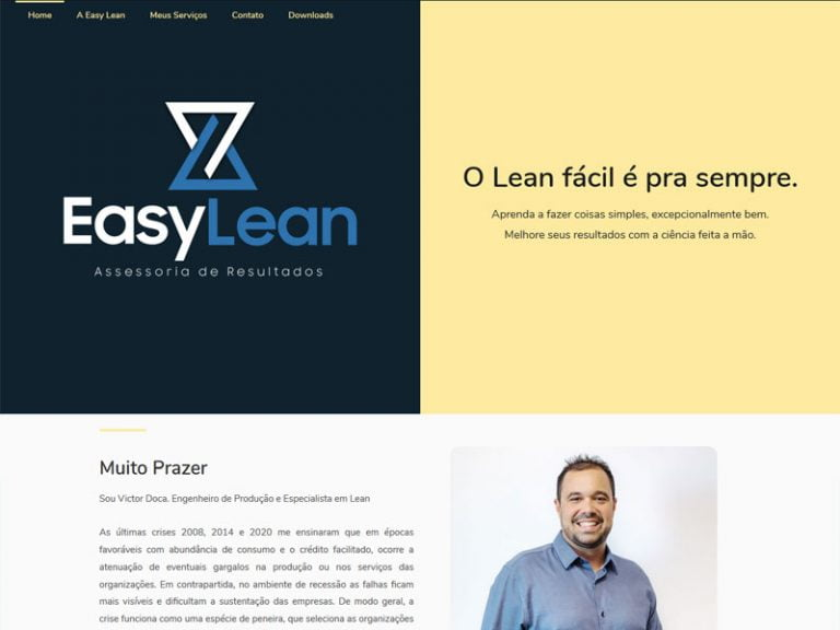 Site Easy Lean