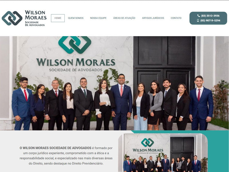 Wilson Moraes Advogados